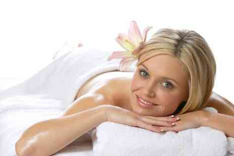 Lavender Beauty - Luxurious spring pamper package including a one hour detox body wrap, a facial and a shoulder, neck & facial massage - Save 85%