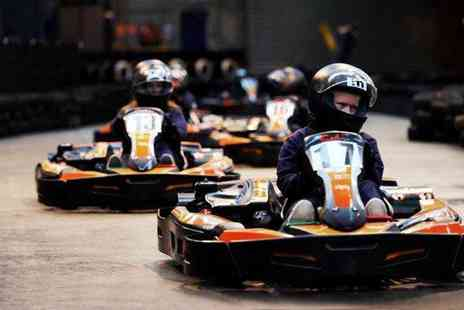 Karting 2000 - 50 Laps of Go Karting - Save 67%