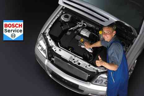 A1 Diagnostics - Car service with oil and filter change - Save 77%