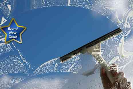 Ldm Services - Deep window clean for up to ten windows  - Save 50%