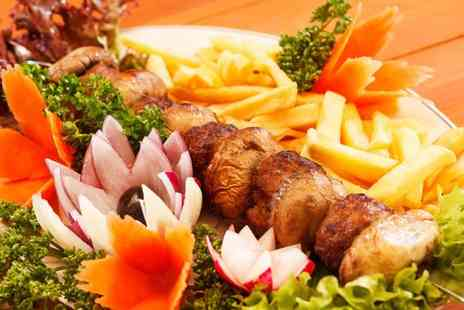 Alanya Turkish Restaurant - Two course meal for two - Save 54%