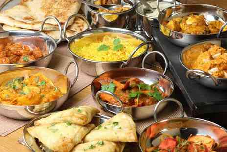 Heera Indian Restaurant - An all you can eat Indian buffet for four people - Save 63%