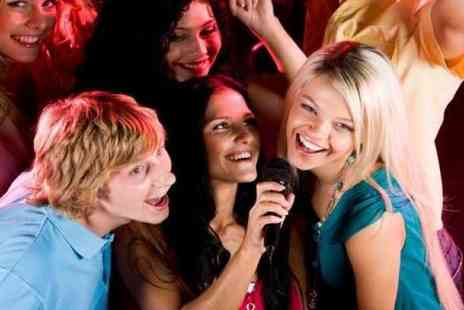 Heera Indian Restaurant - Curry Karaoke with an all you can eat Indian buffet for 10 people - Save 80%