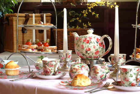 Ocho on the Canal - Luxury Afternoon Tea for Two - Save 78%