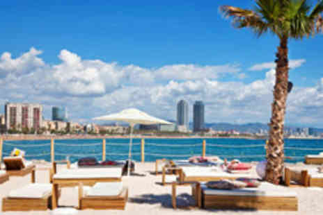 Clear Sky Holidays - 4 Barcelona escape for two including return flights - Save 50%