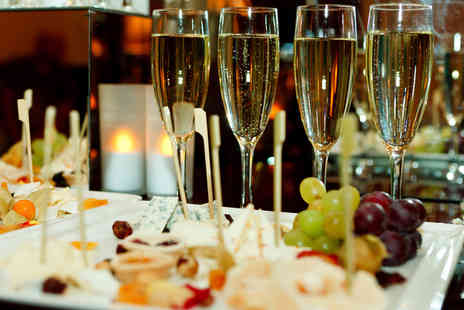 London Mercure Bloomsbury - 10 canap dishes for 2 inc a glass of Champagne each - Save 53%