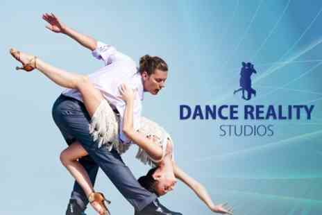 Dance Reality Studios - Six Adult Classes Such as Tap, Ballet or Street Dance - Save 67%