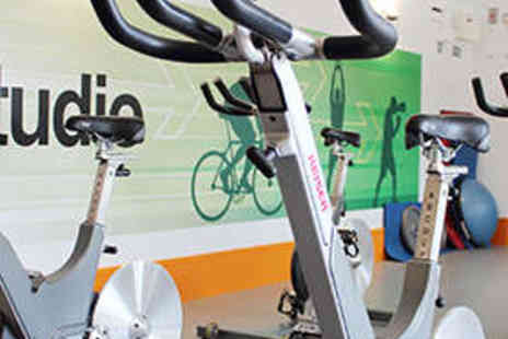TLA Fitness - Ten Fitness Classes Including Yoga and Spinning - Save 83%