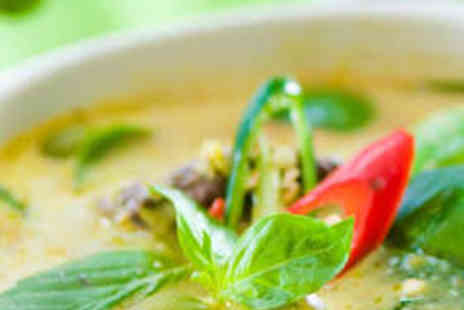 Cafe De Thai - Four Course Thai Meal for Two - Save 67%