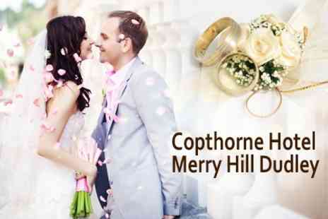 Copthorne Hotel Merry Hill Dudley - Wedding Package Three Course Breakfast for 30, Evening Reception for 60, Plus Six Guest Rooms - Save 34%