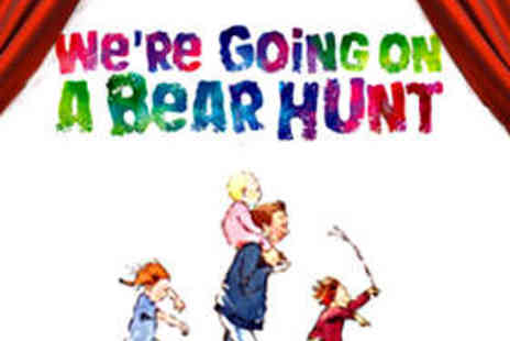 The Lyric Theatre - Ticket to We're Going on a Bear Hunt plus Ice Cream - Save 4%