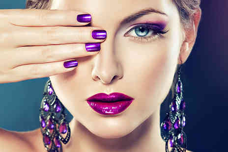 Annabel Nails - Shellac manicure - Save 60%