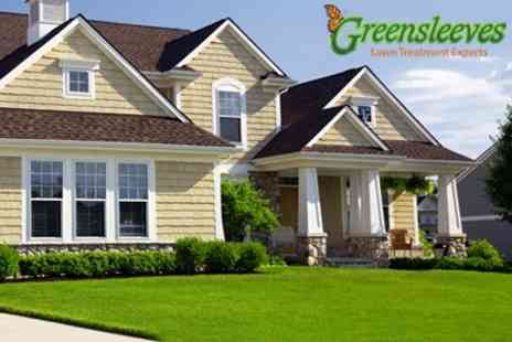 Greensleeves Lawncare - Lawn Treatment - Save 53%