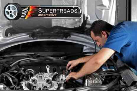 Supertreads Automotive - MOT - Save 65%