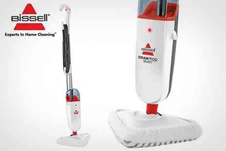 Electrics Warehouse - Bissell Steam Easy Mop - Save 54%