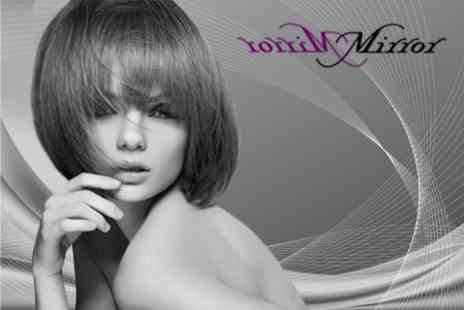 Mirror Mirror - Blow Dry With Conditioning Treatment - Save 71%