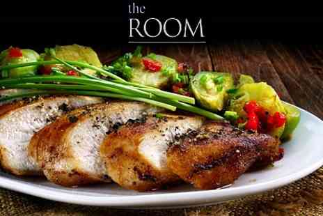 The Room - Gastropub Meal For Two - Save 59%