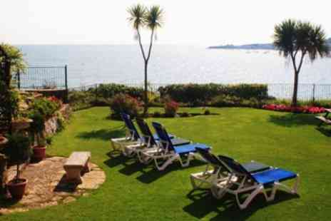 The Grand Hotel - In Swanage Two Night Stay For Two With Spa Access and Breakfast - Save 69%