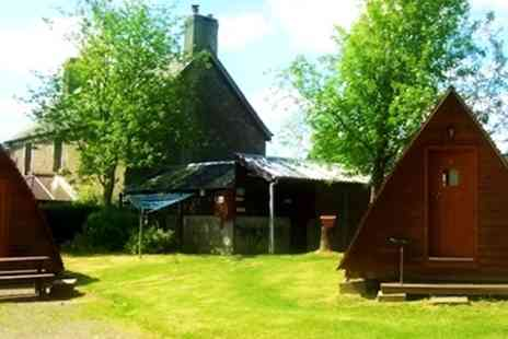 Mains Farm Wigwams - In Scotland Two Night Midweek Wigwam Stay For Up To Five - Save 65%