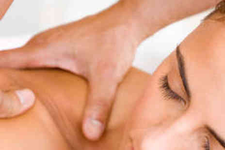 Divine Nails and Beauty - 30-Minute Back, Neck, and Shoulder Massage - Save 53%