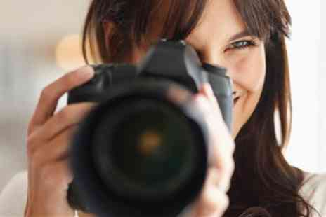 SF Digital Studios - 3 Hr Intensive Photography Course - Save 78%
