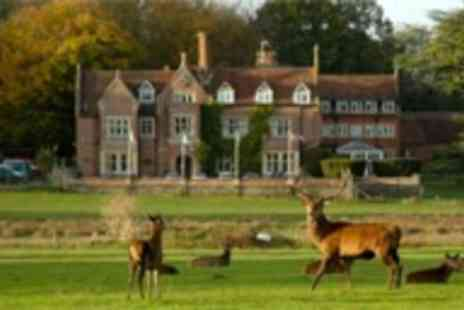 Forestdale Hotels - In New Forest One night stay for 2 with dinner and wine - Save 47%