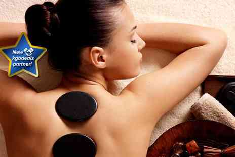 Anam Cara Holistic Therapy - Full body hot stone massage and a reflexology session - Save 78%