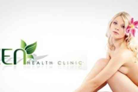 Zen Health Clinic - Six Sessions of IPL Laser Hair Removal on Two - Save 94%