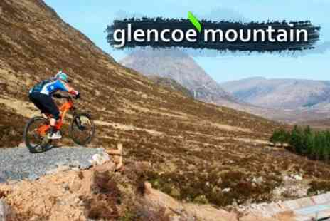 Glencoe Mountain Resort - Outdoor Activity Day with Mountain Biking and Archery - Save 60%
