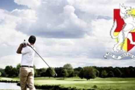 City Of Belfast Golf Club - 18 Holes of Golf For Two With Bacon Butty and Tea or Coffee - Save 60%