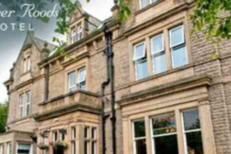 Durker Roods Hotel - One Night Stay With Breakfast and Two Course Dinner For Two - Save 60%