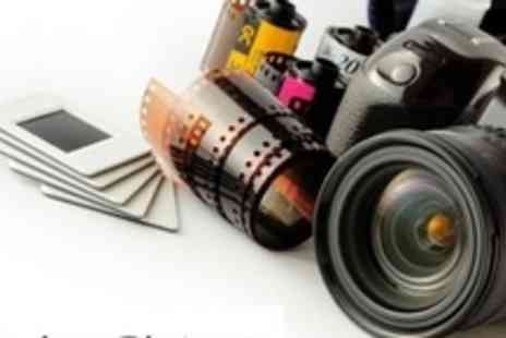 Moving Pictures Photography - Four Hour Photography Course For Beginners - Save 70%