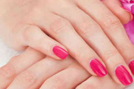 Helen Cole Beauty Therapy - Shellac Manicure - Save 51%