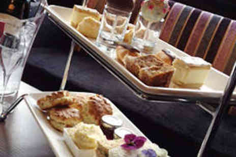 The Mount Hotel - Traditional Afternoon Tea for Two People - Save 63%