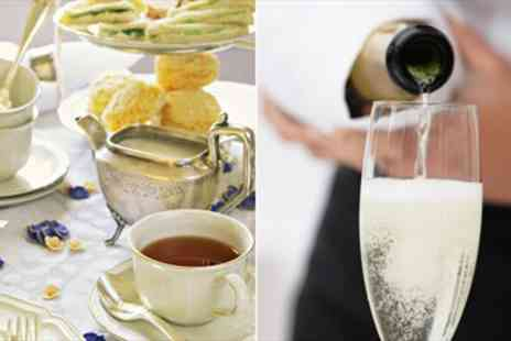 The Quorn Country Hotel - High Tea & Bubbly for 2 - Save 50%