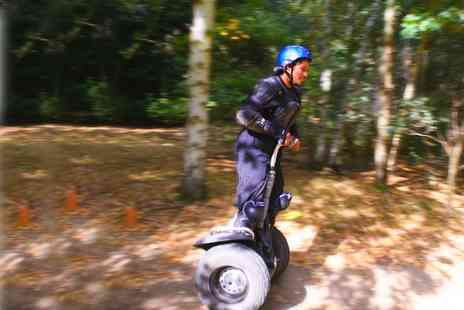 SegKind - Segway Rally Weekday - Save 58%