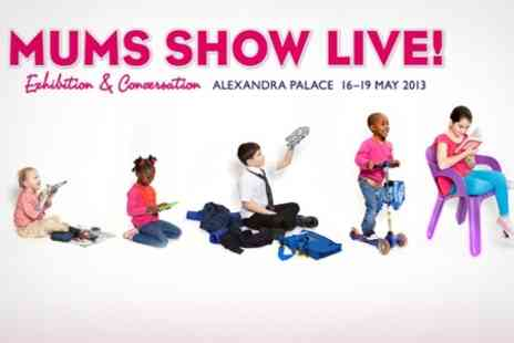 Mums Show Live - Entry For One - Save 50%