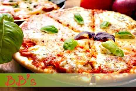 BBs - Italian Fare Two Courses For Two - Save 64%