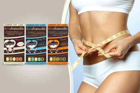 iloveslimpossible.co.uk - 24 chocolate slimming bars - Save 37%