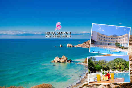 A1 Cyprus - In Cyprus Kyrenia 7 Nights with Flights and Transfers - Save 32%