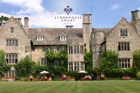 Stonehouse Court Hotel - Cotswolds Wedding Package For 50 Guests Wedding Breakfast, Evening Reception, and Room For Two Nights - Save 60%