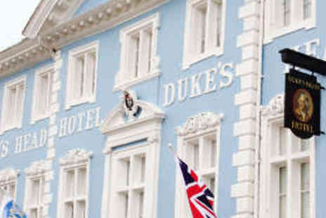 Dukes Head Hotel - Norfolk Break with Three-Course Dinner - Save 72%
