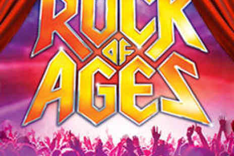 Garrick Theatre - Ticket to Rock of Ages - Save 49%