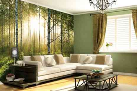 We Sell Wall Murals - Create a stunning feature wall with a choice of mural - Save 50%