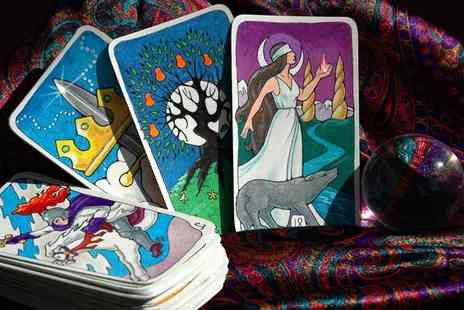 Crystal Angels - Angel card reading - Save 70%