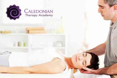 Caledonian Therapy Academy - Indian Head Massage Course - Save 54%