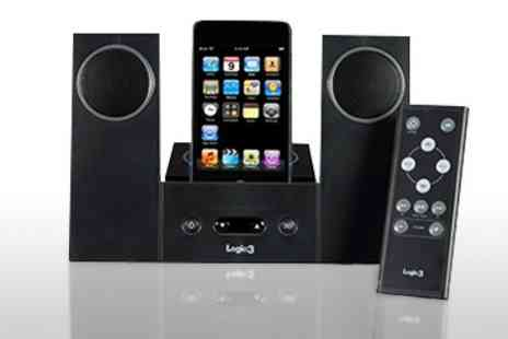 Logic3 - Logic3 i Station22 Speaker Dock - Save 49%