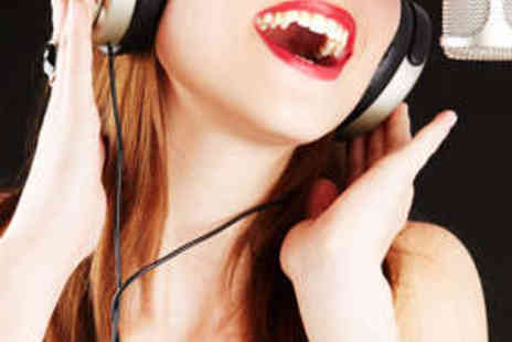 Vocal Point - Two Hour Singing Workshop with Take Home CD - Save 80%