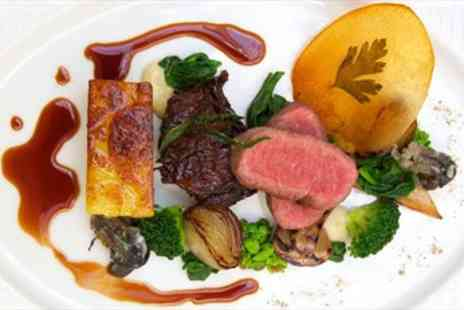 Fallowfields Hotel & Restaurant - Michelin Starred Chef 7 Course Meal for 2 - Save 52%
