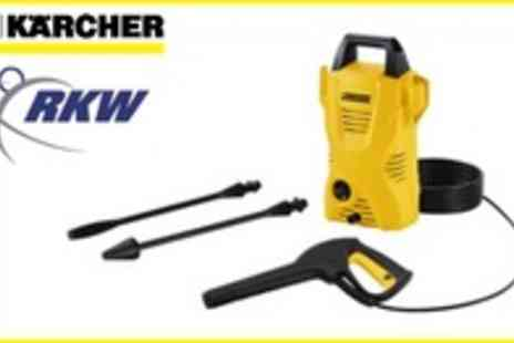 RKW - Get this Handy Karcher Compact Pressure Washer - Save 50%